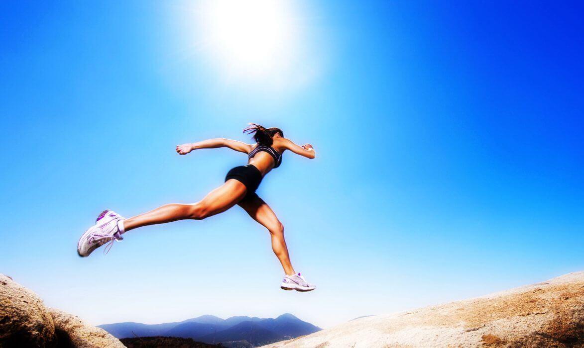 Бег для похудения ног?