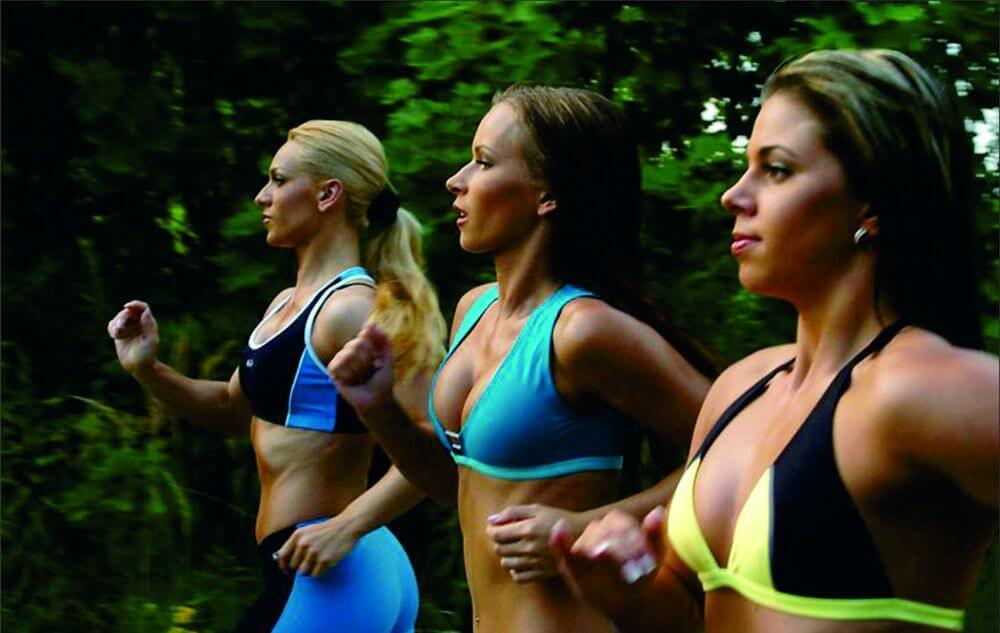 Как правильно дышать при беге, Школа бега Run Studio
