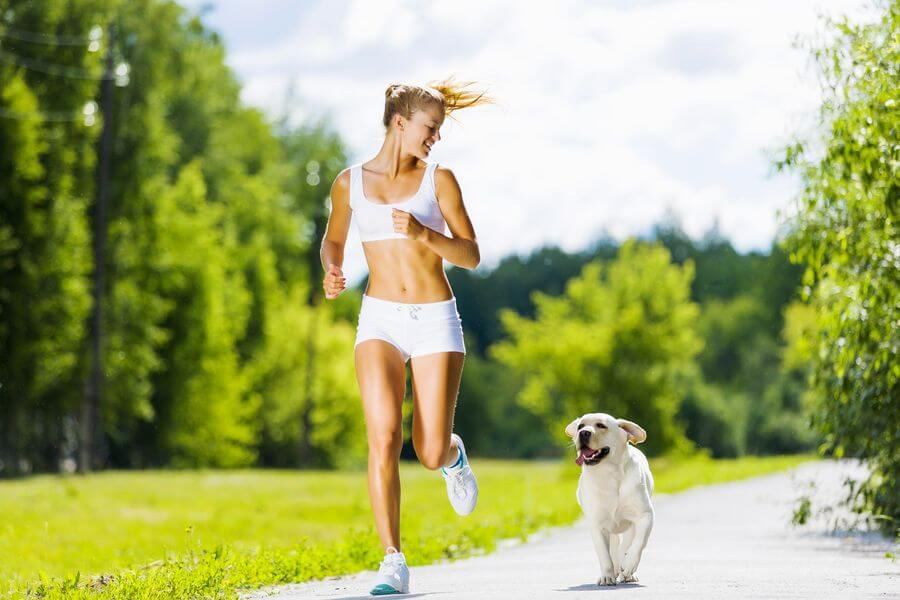 Бег для похудения кто похудел