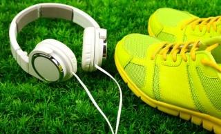 Музыка и бег