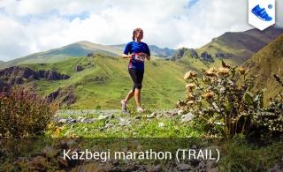 Kazbegi marathon (TRAIL)
