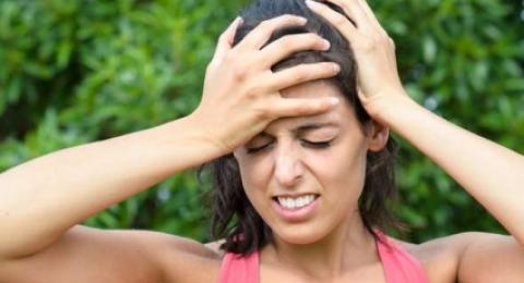 Почему болит голова после бега?