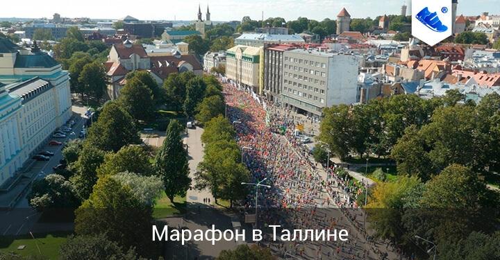 Марафон в Таллине
